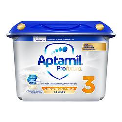 Aptamil 爱他美 白金版 幼儿奶粉 英国版 3段 800g 安心罐