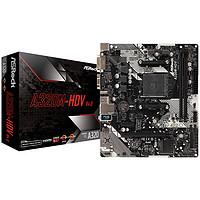 ASRock 華擎 A320M-HDV R4.0 MATX主板(AMD AM4、A320)