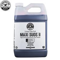 CHEMICAL GUYS 化学小子 CWS_1010 巨多泡洗车液 葡萄味 3.78L