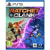 PlayStation 5 《瑞奇与叮当 时空跳转》中文实体版游戏
