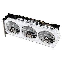 GALAXY 影驰 GeForce RTX 3080 Ti 星曜 OC 显卡 12GB 白色