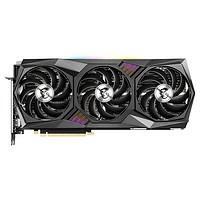 MSI 微星 魔龙 GeForce RTX 3080 Ti GAMING X TRIO 显卡 12GB