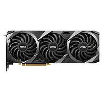 MSI 微星 万图师 GeForce RTX 3080 Ti VENTUS 3X 显卡 12GB