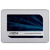 Prime会员:Crucial 英睿达 MX500 SATA 固态硬盘 2TB (SATA3.0)