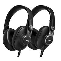 AKG 爱科技 K371 头戴耳机