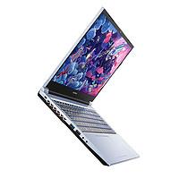 COLORFUL 七彩虹 将星X15 AT 15.6英寸 游戏本 星蓝(酷睿i7-11800H、RTX 3060 6G、16GB、512GB SSD、1080P、IPS、144Hz)