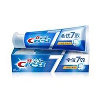 Crest 佳洁士 全优7效牙膏 120g