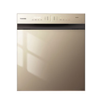 TOSHIBA 东芝 DWA3-1323 嵌入式洗碗机 13套 祥云金