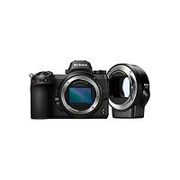 Nikon 尼康 Z6 全画幅 微单相机 黑色 单机身
