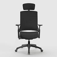 UE高级布艺人体工学办公电脑椅子