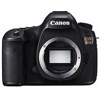 Canon 佳能 EOS 5DS 全画幅 数码单反相机 黑色 单机身
