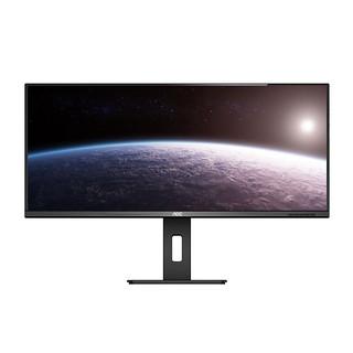 AOC 冠捷 Q34P2C 34英寸显示器(2560×1080、75Hz、123%sRGB)