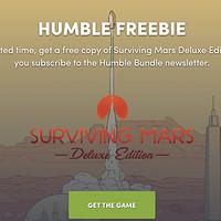 (Steam喜加一)HB用户目前可以免费领取《火星求生 豪华版》