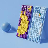 Dareu 达尔优 A87 有线机械键盘 87键