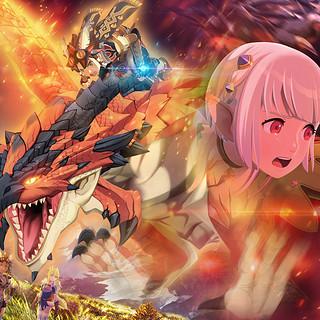 任天堂 Switch NS游戏 怪物猎人物语2 破灭之翼 中文 全新