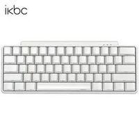 iKBC Poker Pro 61键 2.4G无线 机械键盘 樱桃轴体