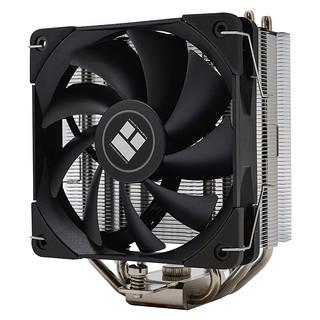 PLUS会员 : Thermalright 利民 AX120 刺客 CPU风冷散热器 + TF7硅脂