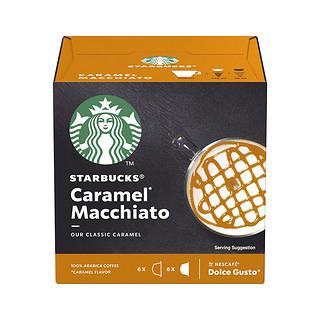 88VIP : STARBUCKS 星巴克 焦糖风味 玛奇朵胶囊咖啡 128g