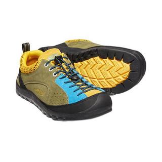 KEEN Jasper Rocks 中性徒步鞋  1025161 橄榄绿 35