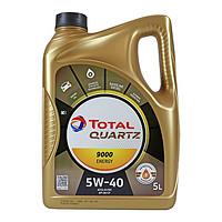 TotalEnergies 道达尔能源 极驰系列 5W-40 SN 全合成机油 5L