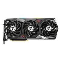 MSI 微星 GeForce RTX 3080 GAMING Z TRIO 10G LHR 魔龙 显卡 10GB 锁算力版