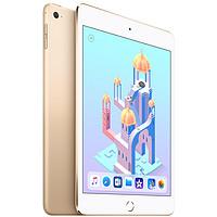 Apple 苹果 iPad mini 4 7.9英寸 平板电脑(2048*1536dpi、A8、128GB、WLAN版、金色、MK9Q2CH/A)
