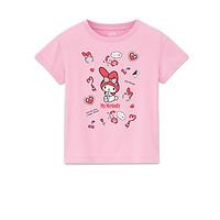 UNIQLO 优衣库 Sanrio三丽鸥合作系列 435637 女童T恤