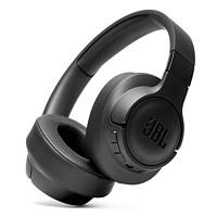 JBL 杰宝 T700BT头戴式便携折叠无线蓝牙耳机