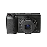 RICOH 理光 GR III 3英寸数码相机  黑色(F2.8 13mm)