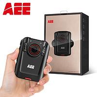AEE DSJ-K1执法记录仪高清红外夜视便携式超小型随身胸前佩戴现场记录仪 16G