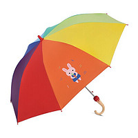 Paradise 天堂伞 13062E 8骨儿童直杆雨伞