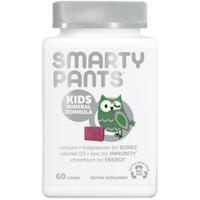 6日0点:SmartyPants 儿童矿物质软糖 60粒