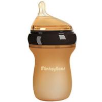米琪熊 MQXGJNP-002 硅胶奶瓶