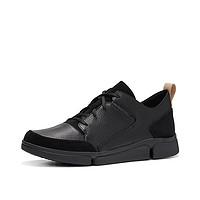 Clarks 其乐 三瓣底系列 Tri Verve Lace 男士低帮休闲鞋 2613957