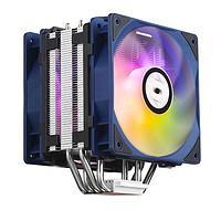 ZEROZONE P4-Revolution 4管塔式 风冷散热器