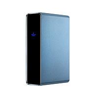 玩客云 WS1608 雙盤位NAS 科技藍(1GB)
