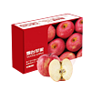 京觅 精品果 烟台苹果 单果190-240g 12个 礼盒装