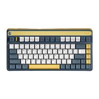 IQUNIX A80 83键 多模无线机械键盘 探索机 ttc月白轴 无光