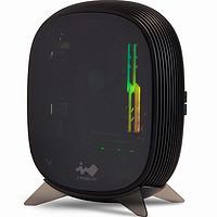 InWin 迎广 B1 MINI-ITX机箱 全侧透 含电源 200W