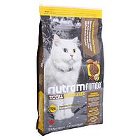 nutram 纽顿 无谷低升糖系列 T24鲑鱼鳟鱼全阶段猫粮 5.45kg