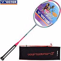 PLUS会员:VICTOR 威克多 TK-HMR-L 5U 全碳素羽毛球拍