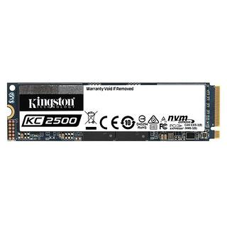 Kingston 金士顿 KC2500 NVMe M.2 固态硬盘 250GB(PCI-E3.0)