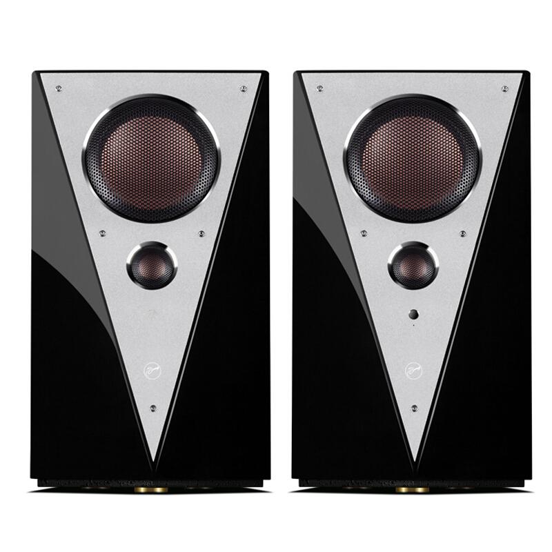 HiVi 惠威 T200MKII 2.0声道 桌面 HiFi蓝牙音箱 黑色
