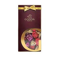GODIVA 歌帝梵 精选立方巧克力 20颗 160g 分享装