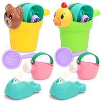 优迭尔 儿童洗澡玩具 4件套