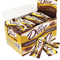 Dove 德芙 丝滑牛奶巧克力 224g*2盒