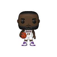 Los Angeles Lakers POP! Alt Jersey Figurine - LeBron James