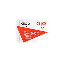 aigo 爱国者 T1JD Micro-SD存储卡(UHS-I、V30、U3、A1)