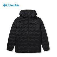 Columbia 哥伦比亚 WE0954 男子连帽羽绒服