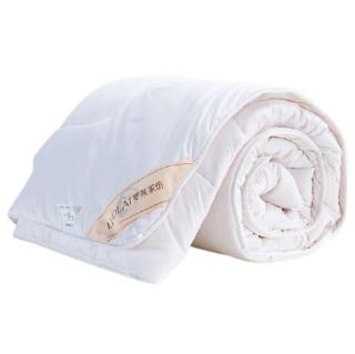 LUOLAI 罗莱家纺 大豆纤维春秋被 被子单人双人被芯 床上用品 舒柔大豆纤维春秋被-1 200*230cm